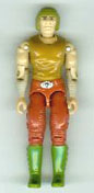 GI JOE Armadillo (loose) GI Joe Action Figures & G.I. Vintage Toys at Guru-Planet