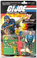 GI JOE Funskool Dial Tone (fs)(moc) GI Joe Action Figures & G.I. Vintage Toys at Guru-Planet