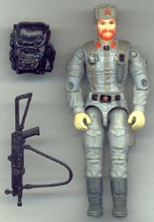 GI JOE Lt. Gorky (1997)(loose) GI Joe Action Figures & G.I. Vintage Toys at Guru-Planet
