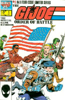 GI JOE Order of Battle Handbook #1 GI Joe Action Figures & G.I. Vintage Toys at Guru-Planet