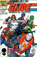 GI JOE Order of Battle Handbook #3 GI Joe Action Figures & G.I. Vintage Toys at Guru-Planet