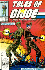 Tales of GI JOE #7 GI Joe Action Figures & G.I. Vintage Toys at Guru-Planet