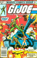 GI JOE Marvel Issue #1 GI Joe Action Figures & G.I. Vintage Toys at Guru-Planet