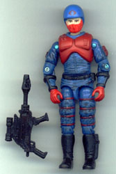 GI JOE Cobra Laser Viper (2001) GI Joe Action Figures & G.I. Vintage Toys at Guru-Planet