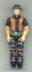GI JOE 1990 Pathfinder (figure) GI Joe Action Figures & G.I. Vintage Toys at Guru-Planet