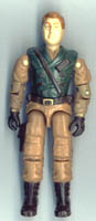 GI JOE Major Storm (figure) GI Joe Action Figures & G.I. Vintage Toys at Guru-Planet