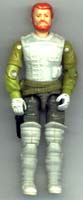 GI JOE 1989 Long Range (figure) GI Joe Action Figures & G.I. Vintage Toys at Guru-Planet