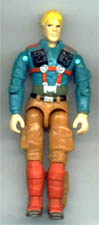 GI JOE 1989 Downtown (figure) GI Joe Action Figures & G.I. Vintage Toys at Guru-Planet