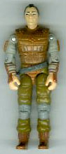 GI JOE 1988 Budo (figure) GI Joe Action Figures & G.I. Vintage Toys at Guru-Planet