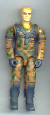 GI JOE 1990 Freefall (figure) GI Joe Action Figures & G.I. Vintage Toys at Guru-Planet