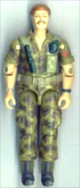 GI JOE 1985 Footloose (figure) GI Joe Action Figures & G.I. Vintage Toys at Guru-Planet