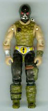 GI JOE Cobra Croc Master (figure) GI Joe Action Figures & G.I. Vintage Toys at Guru-Planet