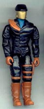 GI JOE Headhunter Guards (figure) GI Joe Action Figures & G.I. Vintage Toys at Guru-Planet