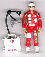 1GI JOE 1986 Lifeline (loose) GI Joe Action Figures & G.I. Vintage Toys at Guru-Planet