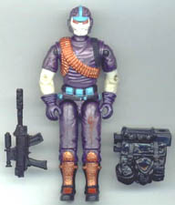 GI JOE Cobra Skull Buster (new) GI Joe Action Figures & G.I. Vintage Toys at Guru-Planet