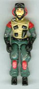 GI JOE Lift Ticket (loose) GI Joe Action Figures & G.I. Vintage Toys at Guru-Planet