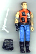 GI JOE 1987 Mercer v1 (complete) GI Joe Action Figures & G.I. Vintage Toys at Guru-Planet