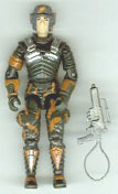 GI JOE 1987 Battle Force 2000 Blocker (complete) GI Joe Action Figures & G.I. Vintage Toys at Guru-Planet