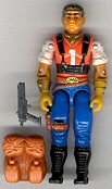 GI JOE Reddog (loose) GI Joe Action Figures & G.I. Vintage Toys at Guru-Planet