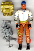GI JOE Hardball (loose) GI Joe Action Figures & G.I. Vintage Toys at Guru-Planet