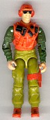 GI JOE Skid Mark (loose) GI Joe Action Figures & G.I. Vintage Toys at Guru-Planet