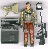 GI JOE Bullhorn (loose) GI Joe Action Figures & G.I. Vintage Toys at Guru-Planet