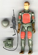 GI JOE Flash (str)(loose) GI Joe Action Figures & G.I. Vintage Toys at Guru-Planet