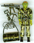 GI JOE Hit & Run (loose) GI Joe Action Figures & G.I. Vintage Toys at Guru-Planet