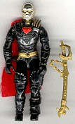 GI JOE Cobra Destro v2 (loose) GI Joe Action Figures & G.I. Vintage Toys at Guru-Planet