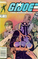 GI JOE Marvel Issue #23 GI Joe Action Figures & G.I. Vintage Toys at Guru-Planet