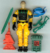 GI JOE Lightfoot (loose) GI Joe Action Figures & G.I. Vintage Toys at Guru-Planet