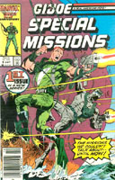 GI JOE Special Missions #1 GI Joe Action Figures & G.I. Vintage Toys at Guru-Planet