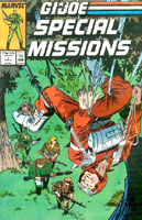 GI JOE Special Missions #4 GI Joe Action Figures & G.I. Vintage Toys at Guru-Planet