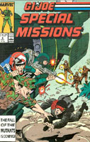 GI JOE Special Missions #8 GI Joe Action Figures & G.I. Vintage Toys at Guru-Planet