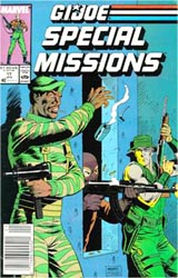 GI JOE Special Missions #17 GI Joe Action Figures & G.I. Vintage Toys at Guru-Planet