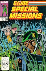 GI JOE Special Missions #23 GI Joe Action Figures & G.I. Vintage Toys at Guru-Planet