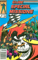 GI JOE Special Missions #26 GI Joe Action Figures & G.I. Vintage Toys at Guru-Planet