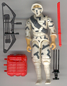 GI JOE Cobra Storm Shadow V2 (loose) GI Joe Action Figures & G.I. Vintage Toys at Guru-Planet