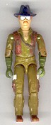 1GI JOE 1983 Wild Bill (loose) GI Joe Action Figures & G.I. Vintage Toys at Guru-Planet