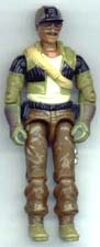 GI JOE 1985 Alpine (figure) GI Joe Action Figures & G.I. Vintage Toys at Guru-Planet