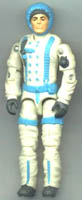 GI JOE 1990 Sub-Zero (figure) GI Joe Action Figures & G.I. Vintage Toys at Guru-Planet