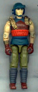 GI JOE 1990 Sonic Fighters Dodger (sonic)(figure) GI Joe Action Figures & G.I. Vintage Toys at Guru-Planet
