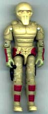 GI JOE 1988 Iron Grenadiers Nullifier (figure) GI Joe Action Figures & G.I. Vintage Toys at Guru-Planet