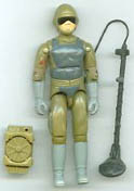 GI JOE Tripwire (loose) GI Joe Action Figures & G.I. Vintage Toys at Guru-Planet