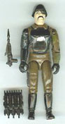 GI JOE 1983 Major Bludd (complete) GI Joe Action Figures & G.I. Vintage Toys at Guru-Planet