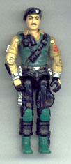 GI JOE 1986 Dial-Tone (figure) GI Joe Action Figures & G.I. Vintage Toys at Guru-Planet