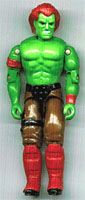 GI JOE Street Fighter Blanka (figure) GI Joe Action Figures & G.I. Vintage Toys at Guru-Planet