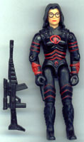 GI JOE Cobra Baroness (2000)(loose) GI Joe Action Figures & G.I. Vintage Toys at Guru-Planet