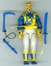 GI JOE Ninja Force Dojo (loose) GI Joe Action Figures & G.I. Vintage Toys at Guru-Planet