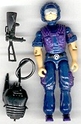 GI JOE 1985 Cobra Tele-Viper (loose) GI Joe Action Figures & G.I. Vintage Toys at Guru-Planet